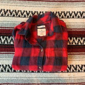 Super Soft Flannel American Eagle